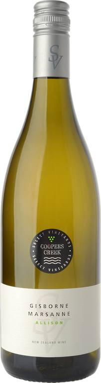 """Allison"" SV Gisborne Marsanne 2014 - SPECIAL PRICE ON CASE SALES"