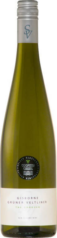 """The Groover"" SV Gisborne Gruner Veltliner 2011 - SPECIAL PRICE ON CASE SALES"