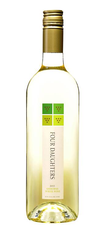 Four Daughters Gisborne White 2015 >Winery Only<