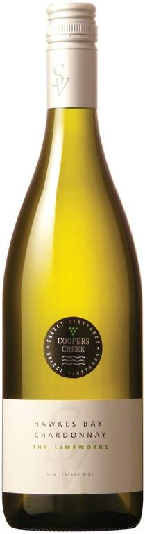 "SORRY, ALL GONE! ""The Limeworks"" Hawkes Bay Chardonnay 2014"