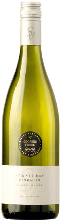 """Chalk Ridge"" Hawkes Bay Viognier 2014"